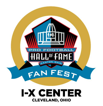 Pro Football Hall of Fame Fan Fest at the IX Center May 3 - 4, 2014