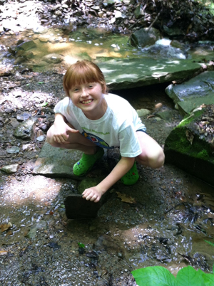 Cleveland Metroparks Adventure Club for kids 12 and under - photo courtesy Cleveland Metroparks