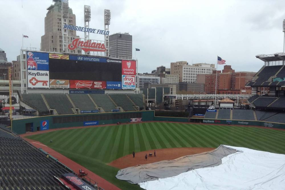 Tour Progressive Field - Home of the Cleveland Indians May - September