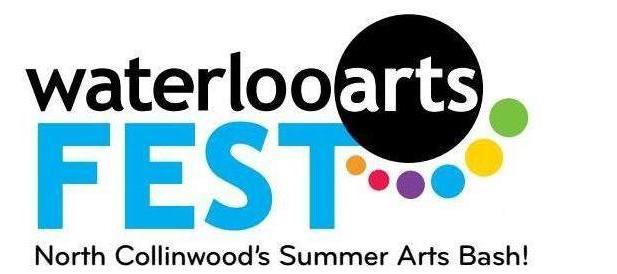 Waterloo Arts Fest - Saturday June 28, 2014