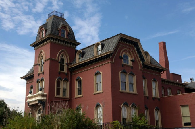 Stager Beckwith Mansion - Future Home of the Children's Museum of Cleveland