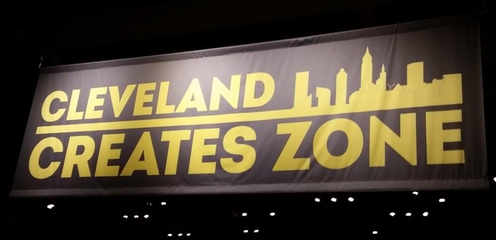 Cleveland Creates Zone